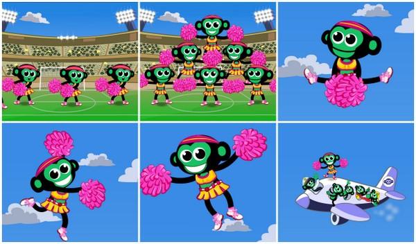 Chimpoo Animation & Film Design by No Formulae