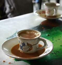 Customisation of Tea - No Formulae
