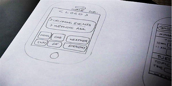 SC Johnson iPhone App Mockup by No Formulae