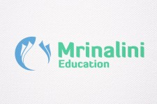 Mrinalini Education Trust Identity + Logo Designed by No Formulae