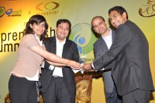 Acceptor wins Eureka - IIT Mumbai - Aisa's biggest business plan challenge - No Formulae