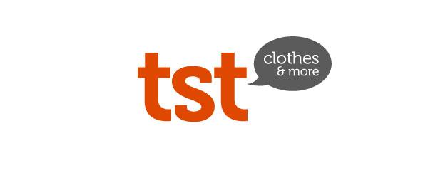 TST Logo Brand Identity Design by No Formulae