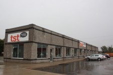 TST Canada Retail chain Branding Design by No Formulae