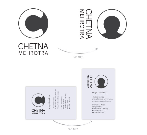 Chetna's Logo by No Formulae